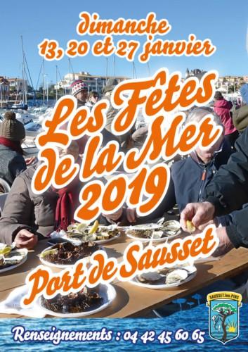 Oursinade, Fête de la mer et Oursinade géante à Sausset-les-Pins, Made in Marseille, Made in Marseille