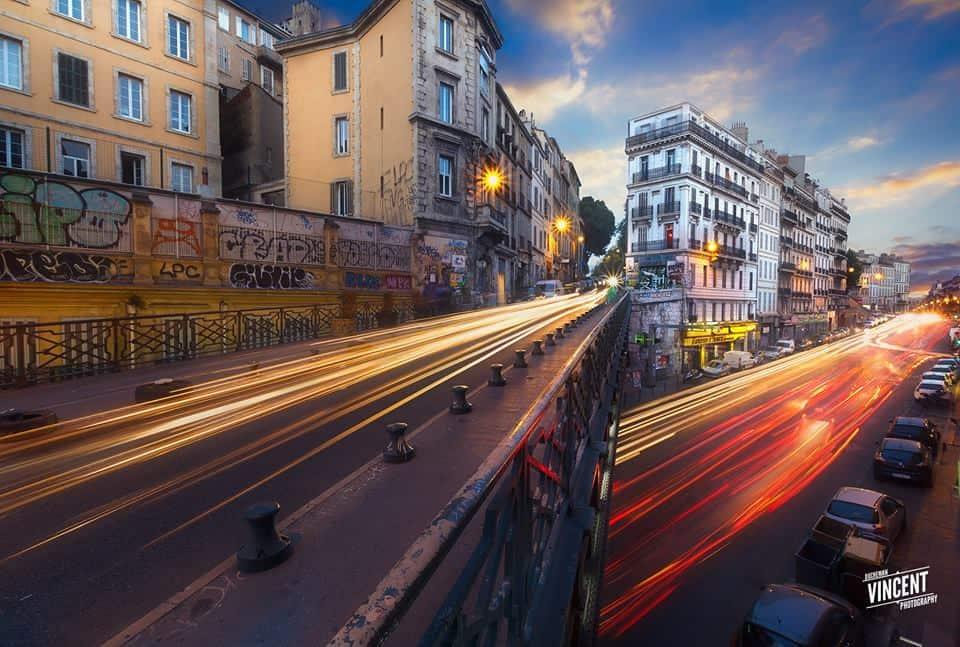 Des photos de nuit dans la ville © V Ducheman