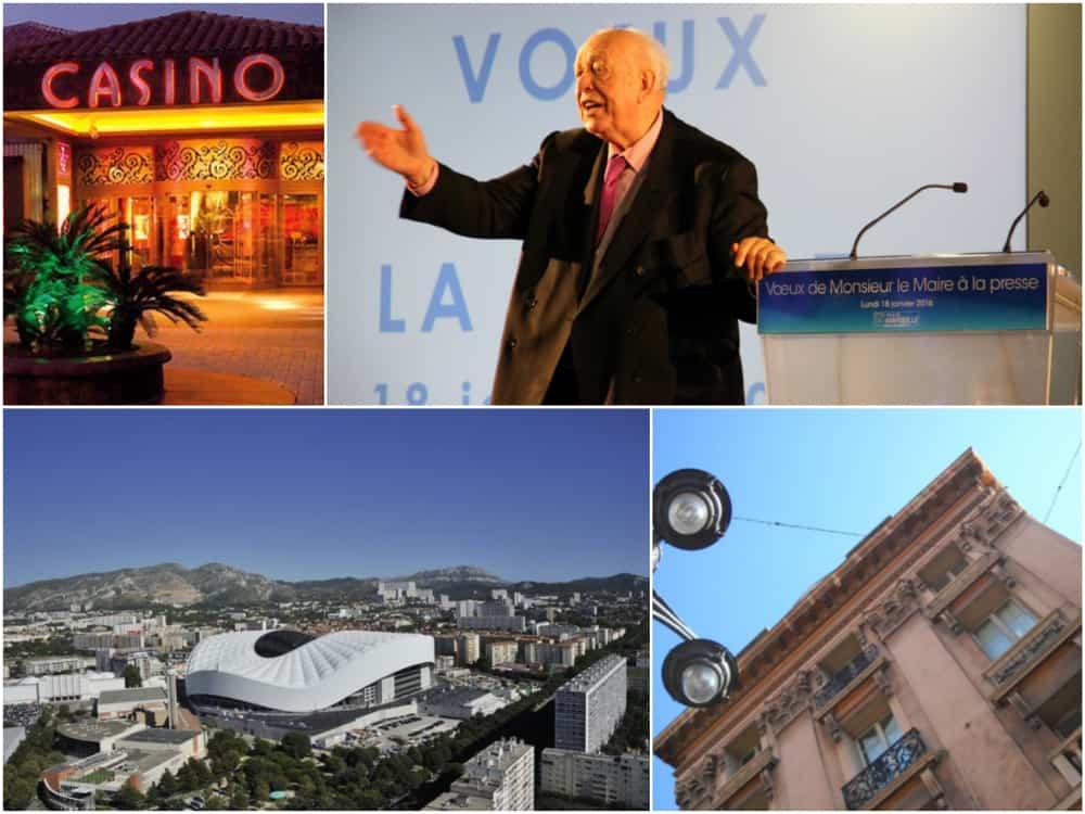 Gaudin, [Vidéo] Gaudin fait la synthèse de 2016 : Métropole, Naming du Vél', Casino, JO 2024, Made in Marseille, Made in Marseille