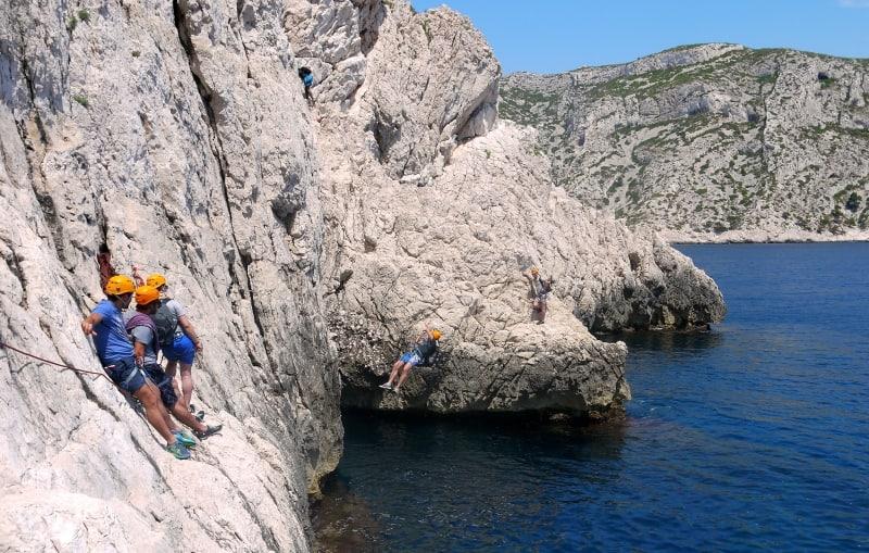 escalade, Que faire à Marseille quand on aime l'escalade et les sensations fortes ?, Made in Marseille