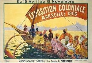 [Les p'tits secrets] Il y a 110 ans, Marseille et la 1ère exposition coloniale de France