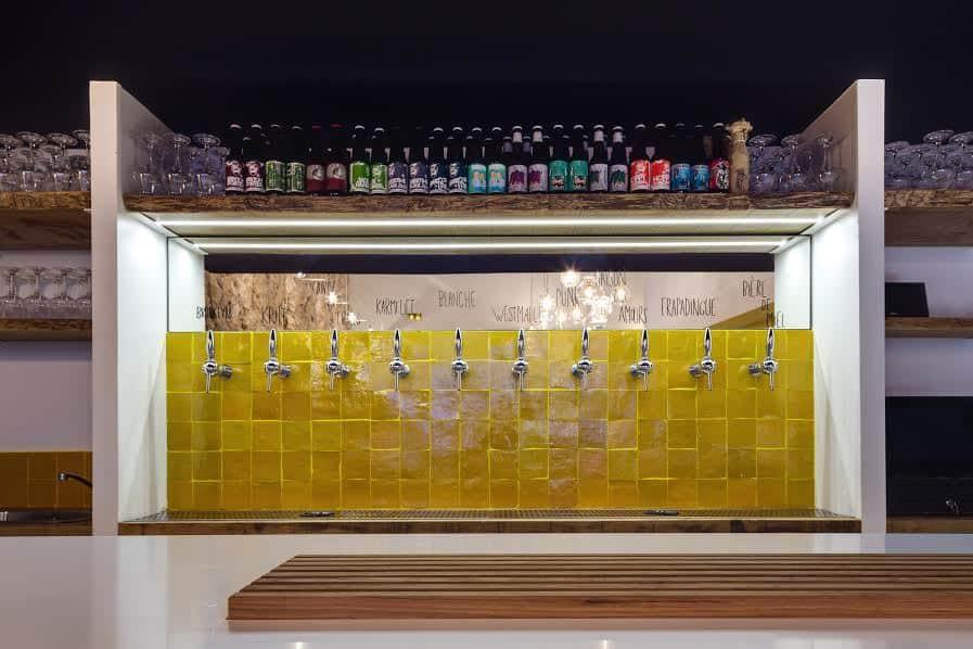 Fietje, Fietje, le nouveau bar à bières design et branché du centre-ville