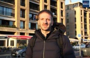 Grégoire Mein, producteur JZ