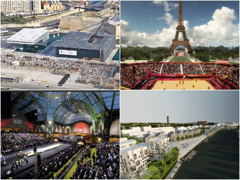 Jeux Olympiques, Toutes les images des sites des Jeux Olympiques 2024 à Paris et Marseille, Made in Marseille, Made in Marseille