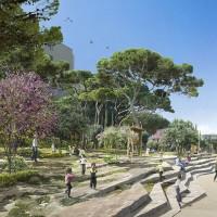 Saint-Charles accueillera un parc avec pétanque et skatepark