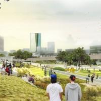 Découvrez le projet du futur parc Bougainville à la porte des quartiers Nord