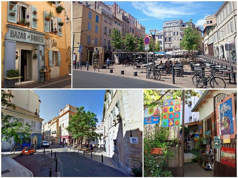 Restaurant Typique Marseille Vieux Port