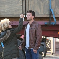 scott-eastwood-tournage-overdrive-coulisse