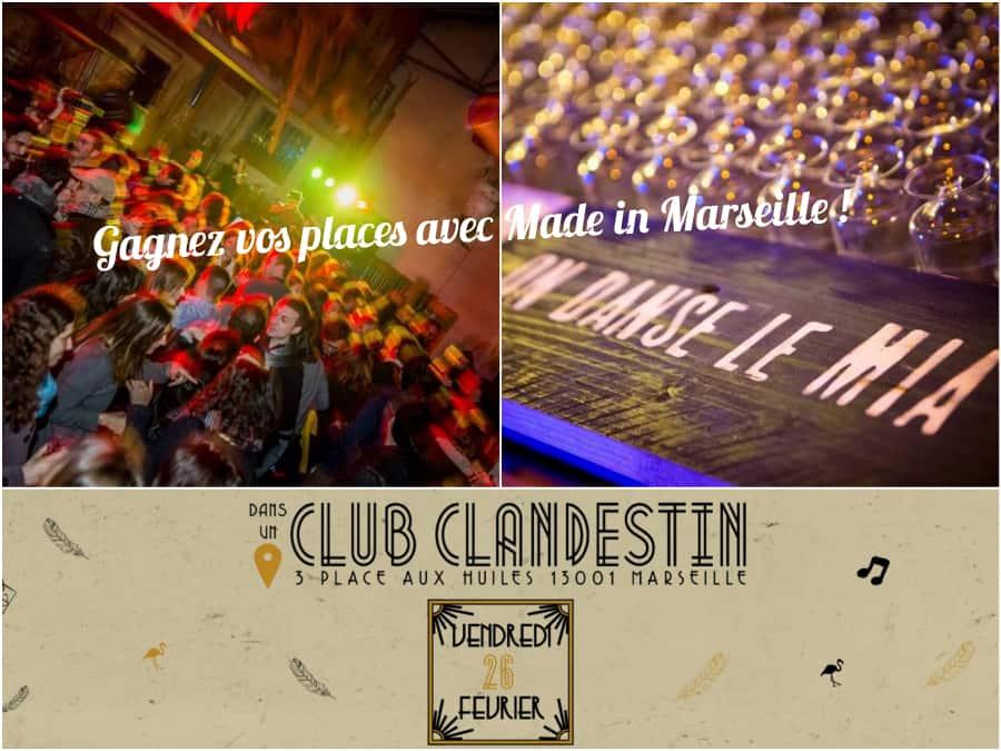 Amazing, Gagnez vos places pour la nouvelle soirée Marseille is Amazing !