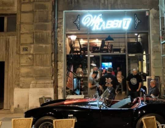 , Le bar à cocktail rock'n'roll White Rabbit à Marseille, Made in Marseille, Made in Marseille
