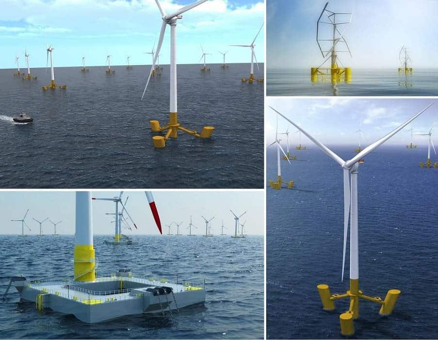 , Les éoliennes flottantes partent à l'assaut de la Méditerranée, Made in Marseille, Made in Marseille