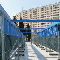 L2, Marseille – L'autoroute L2 (A507) est enfin partiellement ouverte