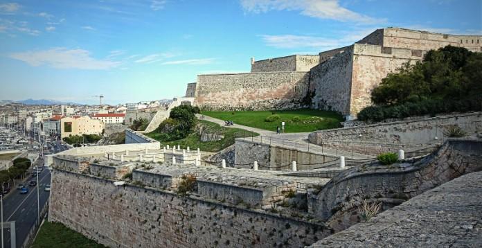 Le Fort Saint-Nicolas