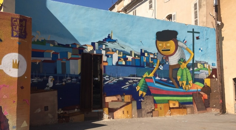 Julien Cassar, Rencontre avec le fondateur de la boutique UndArtground au Panier, passionné de streetart, Made in Marseille