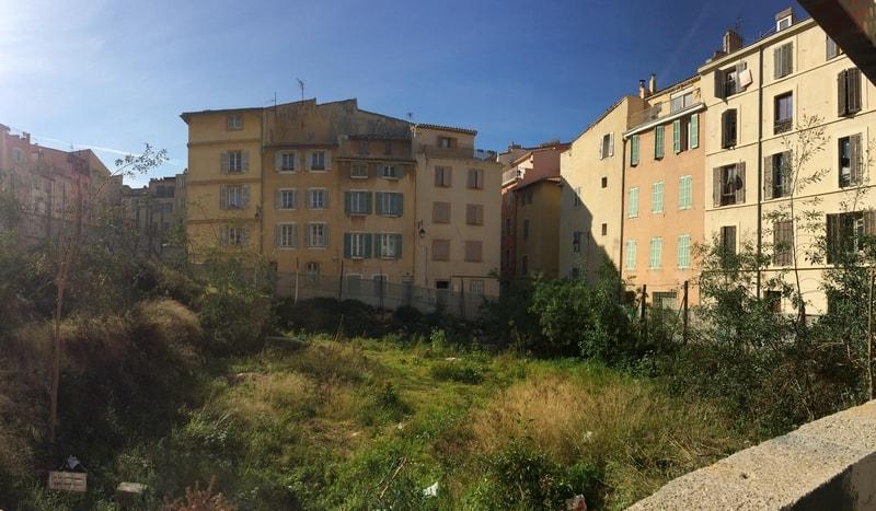 jardin partagé, Un avenir tout vert se dessine sur la place du Refuge dans le Panier, Made in Marseille