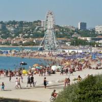 La ville de Marseille dévoile son projet pour transformer les plages du Prado