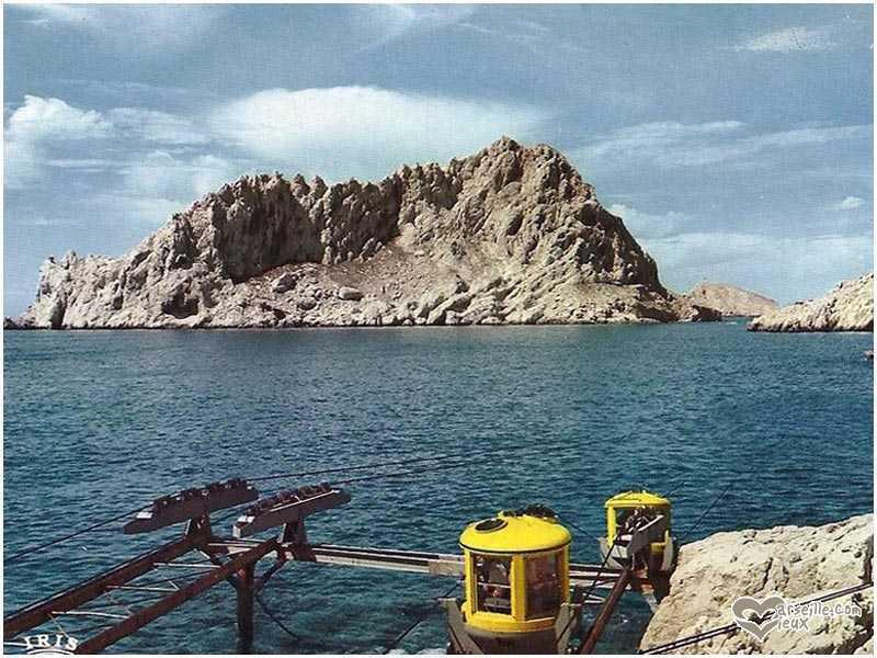 téléscaphe, Le téléscaphe de Callelongue à Marseille, l'ancêtre des sous-marins touristiques, Made in Marseille, Made in Marseille