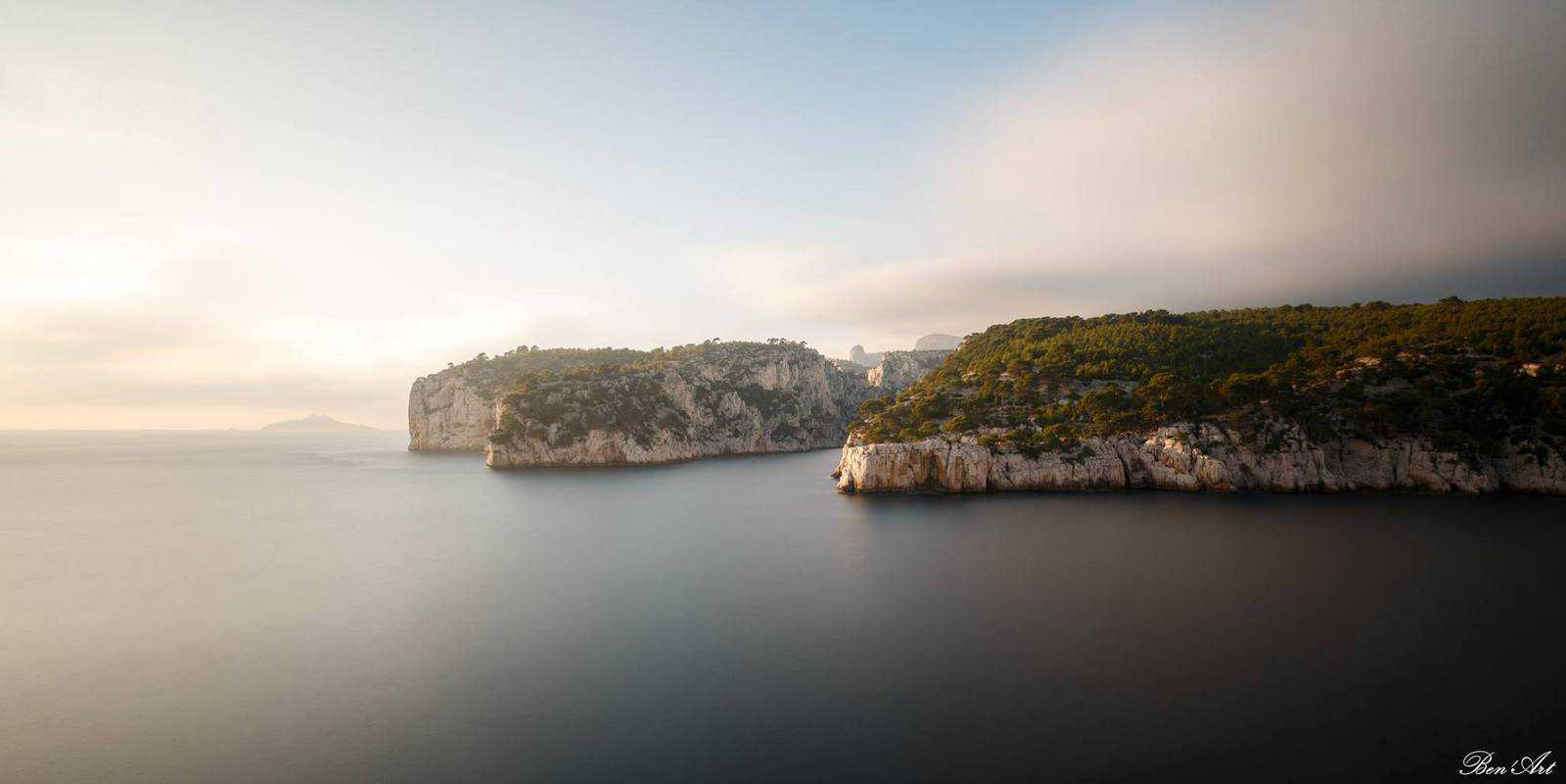 Pointe d'En Vau depuis la Pointe de la Cacau, Cassis