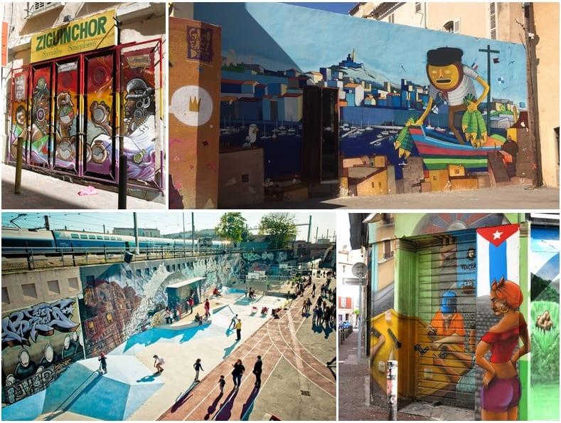 street art, Découvrez tous les lieux et bons plans du street art à Marseille, Made in Marseille, Made in Marseille