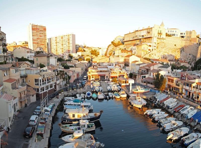 porte d'orient, Découvrez la Porte d'Orient et son panorama grandiose sur la Méditerranée, Made in Marseille, Made in Marseille