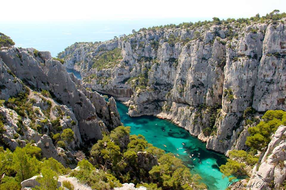Baladez Jusqu 224 En Vau La Plus Impressionnante Des Calanques Made In Marseille
