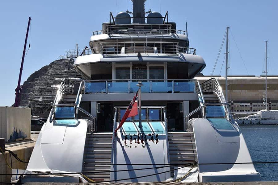 chantier naval, La Ciotat, futur leader mondial de réparation des yachts ?, Made in Marseille