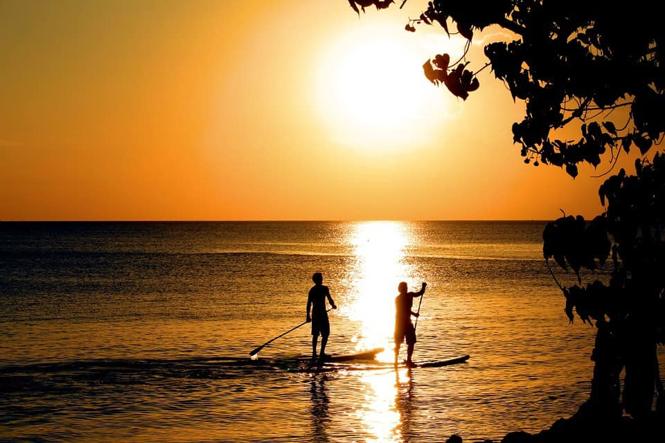 coucher-soleil-paddle-provence