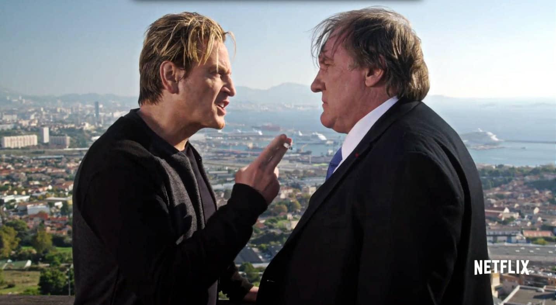 série, La saison 2 de la série Marseille avec Depardieu et Magimel sur Netflix