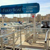 Revivez l'histoire du Ferry Boat de Marseille en images !