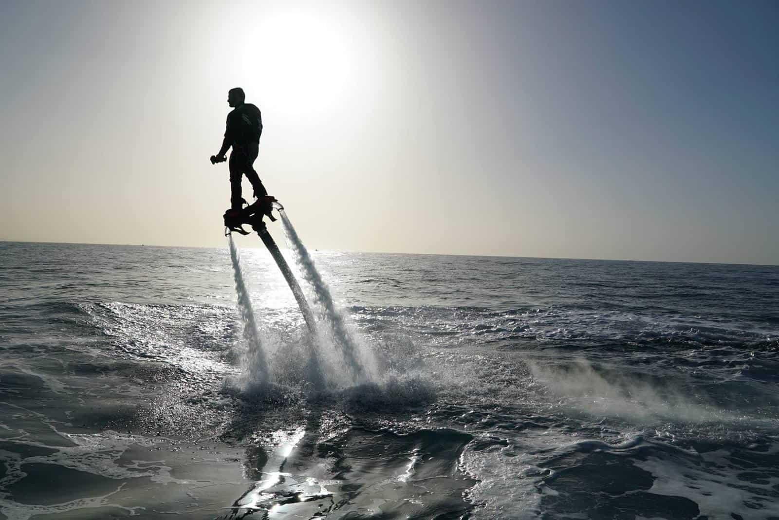 homme volant, L'homme volant a battu le record du monde à Carry le Rouet !, Made in Marseille, Made in Marseille