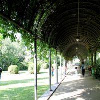 Le jardin Georges Duhamel  © Léa Charbonnier
