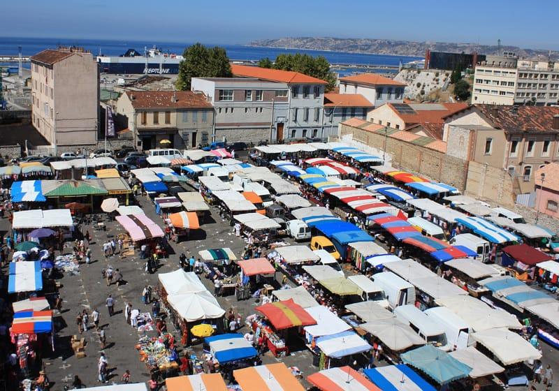 , La rénovation du marché aux puces sera lancée en 2020, Made in Marseille, Made in Marseille