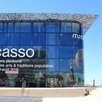 L'exposition Picasso au MuCEM en images et vidéo