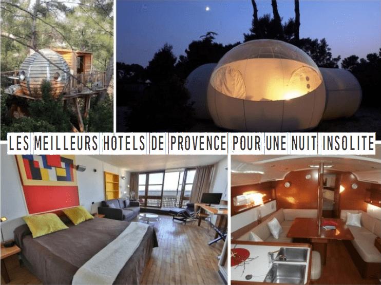 nuit, Les meilleurs hôtels à Marseille et en Provence pour une nuit insolite, Made in Marseille, Made in Marseille