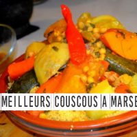 Les meilleurs couscous à Marseille