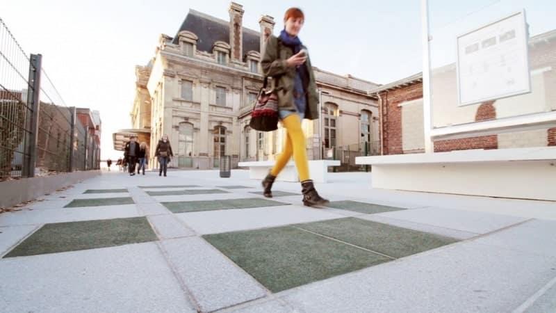 électricité, Des Marseillais créent un sol qui transforme nos pas en électricité, Made in Marseille