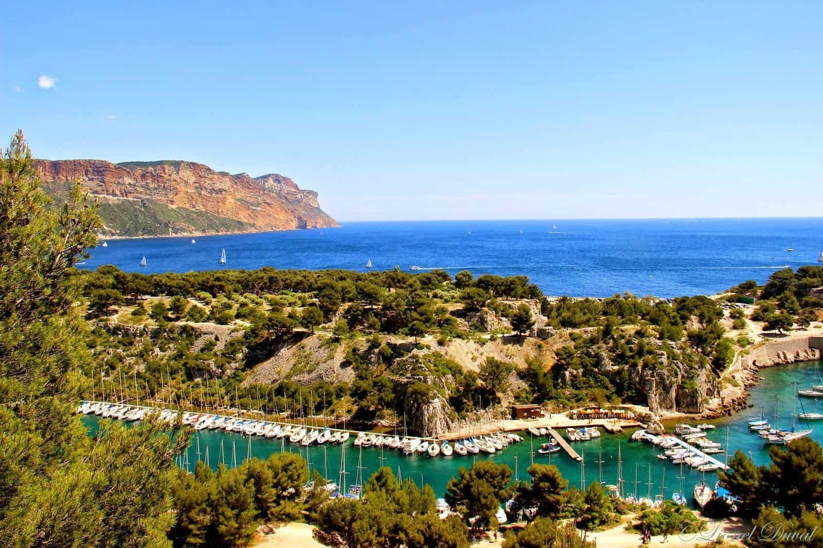 , Découvrez la calanque de Port-Miou et ses 500 voiliers, Made in Marseille
