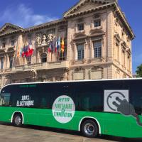 La RTM inaugure la première ligne de bus 100% électrique en France
