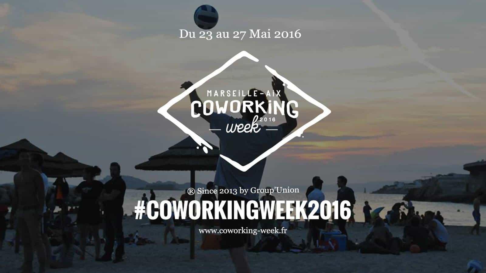 , Les startups de la région vous attendent pour la Coworking Week 2016 !, Made in Marseille, Made in Marseille