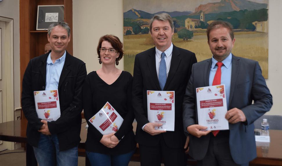 CGPME13, Trophée CPGME13 – Le concours pour booster les entrepreneurs positifs, Made in Marseille