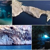 Les autres grottes de la calanque de Morgiou