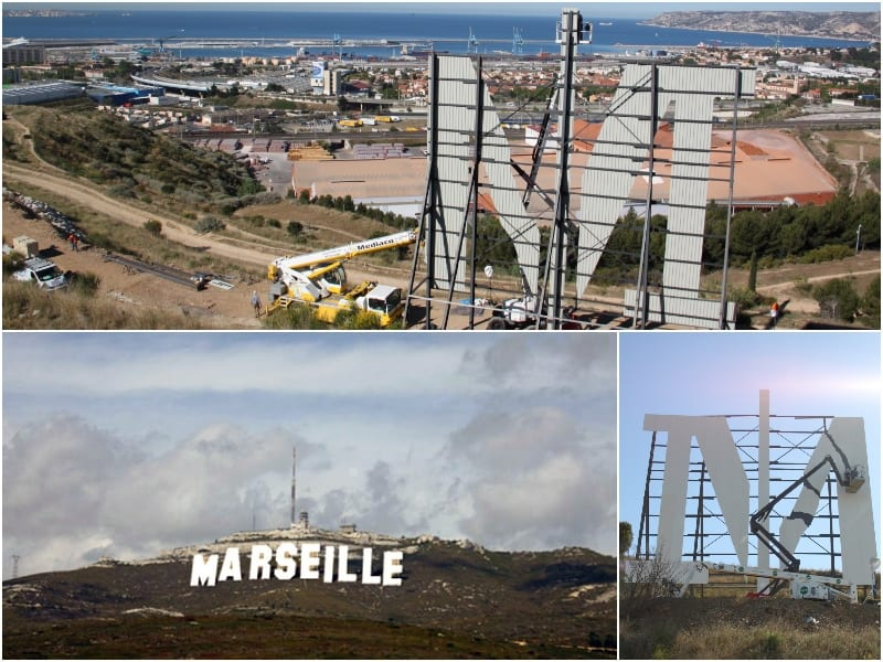 lettre-geante-m-marseille-hollywood