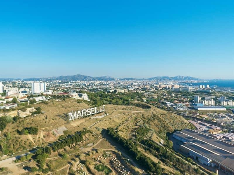 Foresta le nouveau parc de 16 hectares des quartiers nord de marseille made in marseille - Centre commercial marseille grand littoral ...