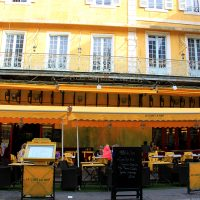 "Le café ""Le Soir"""