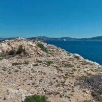 Balade entre le port de Ratonneau et la calanque Saint Esteve