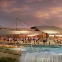 Villa Méditerranée, L'avenir de la Villa en suspens… Gaudin rétropédale sur le casino