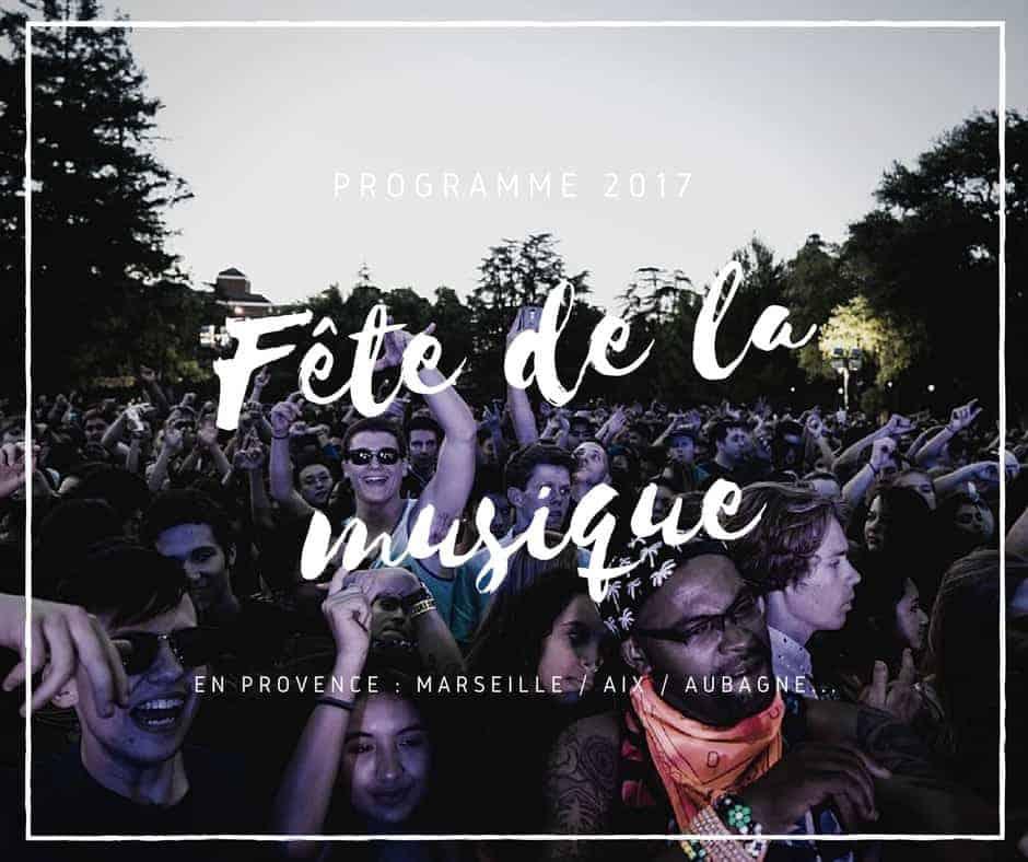 Programme les concerts gratuits pour la f te de la musique en provence made in marseille - Fete de la musique salon de provence ...