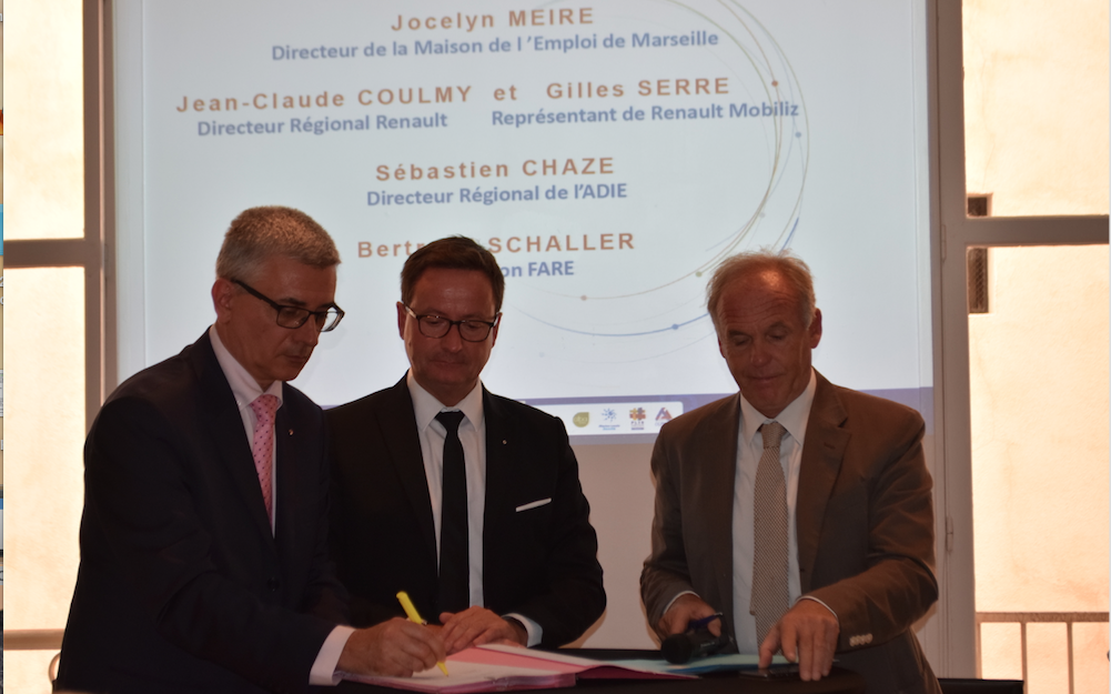 mobilité, La Maison de l'Emploi s'engage pour faciliter la mobilité, Made in Marseille