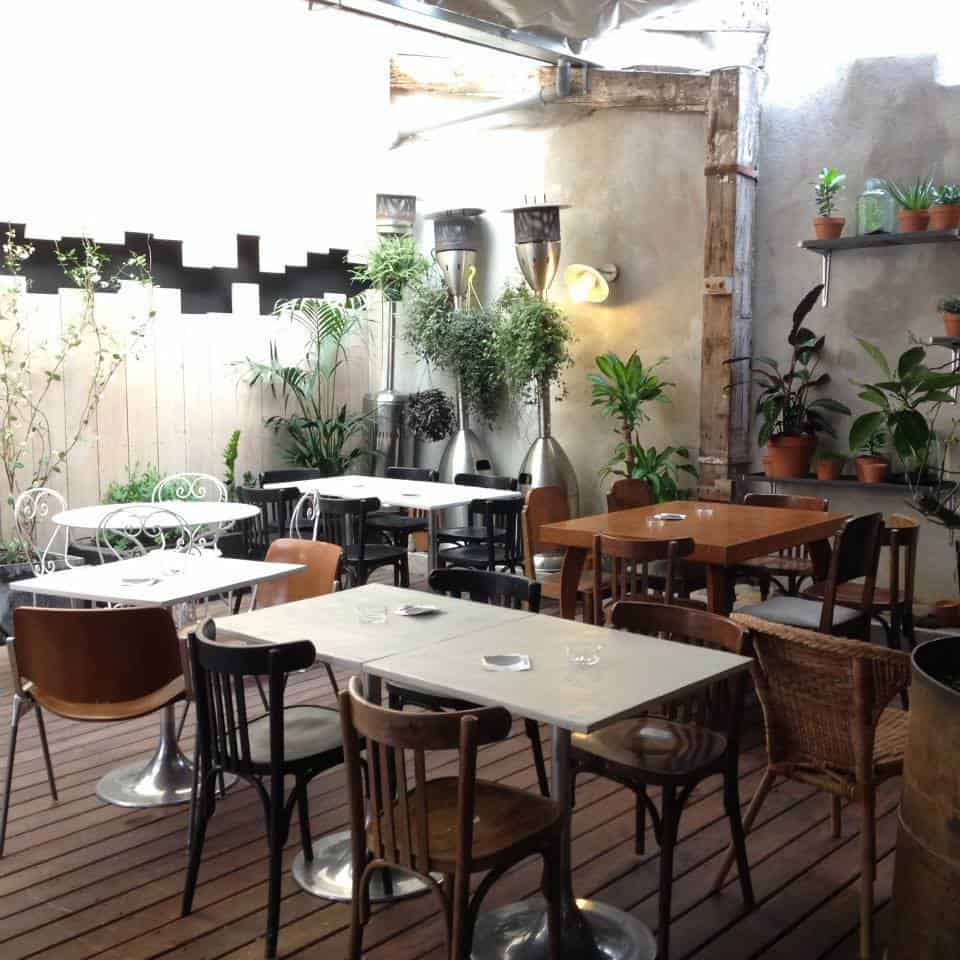 Notre s lection des meilleurs restos avec patio pour for La table de guy marseille