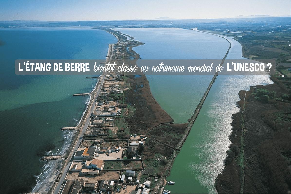 UNESCO, L'Etang de Berre bientôt classé au patrimoine mondial de l'UNESCO ?